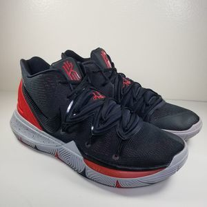 Nike Kyrie 5 Red Man Basketball Shoes Men's Sz 13